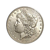 1878-P 7/8TF Morgan Silver Dollar Brilliant Uncirculated - BU