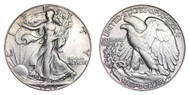1946-D Walking Liberty Half Dollar BU