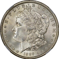 Pre-1921 Morgan Silver Dollar Brilliant Uncirculated - BU