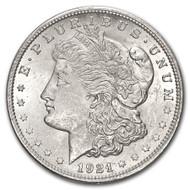 1921 Morgan Silver Dollar Brilliant Uncirculated - BU