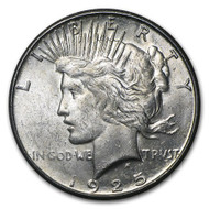Peace Dollar Almost Uncirculated - AU (Mixed Dates)