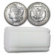 Pre-1921 Morgan Silver Dollar  AU (Roll of 20)