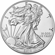 2019 Silver Eagle Brilliant Uncirculated - BU