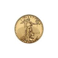 2019 1/10 oz American Gold Eagle Coin (BU)