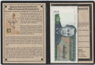 Bizarre Burmese Banknotes Album