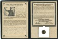 Portrait Coins of a Roman Emperor Album