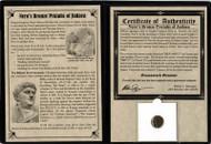 Judaea Procurator Porcius Festus Album