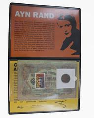Ayn Rand Deluxe Portfolio Album