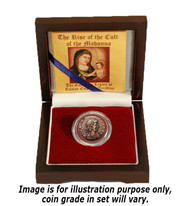 Battle At Milvian Bridge,Constantine/'s Roman Bronze 6-Coin Collection,Boxed Set