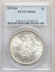 1879-O S$1 Morgan Dollar PCGS MS65 - 742875003