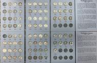 1932-1964 Silver Washington Quarter Complete Set - 83 Coins