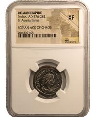 Roman AE Probus (AD 276-282) NGC (XF)