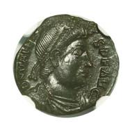 Roman AE of Valens (AD364-378) NGC (AU)