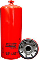 Baldwin BF1357 Fuel/Water Separator Spin-on with Drain