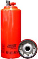 Baldwin BF1353-SPS FWS Spin-on with Drain, Sensor Port and Sensor