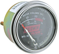 Baldwin AFG30 Air Filter Restriction Gauge