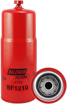 Baldwin BF1210 Fuel/Water Separator Spin-on with Drain