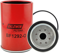 Baldwin BF1292-O Fuel Spin-on with Open Port for Bowl