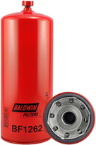 Baldwin BF1262 Fuel/Water Separator Spin-on with Drain