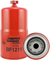 Baldwin BF1211 Fuel Spin-on with Drain