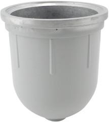 Baldwin 100-21AL Aluminum Bowl