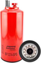 Baldwin BF1274-SPS FWS Spin-on with Drain, Sensor Port and Reusable Sensor
