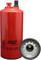 Baldwin BF1277-SPS FWS Spin-on with Drain, Sensor Port and Reusable Sensor