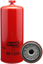 Baldwin BF1265 Fuel/Water Separator Spin-on with Drain
