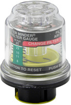 Baldwin AFG38D Direct Mnt Air Filter Restrict. Gauge