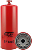 Baldwin BF1283 Fuel/Water Separator Spin-on with Drain