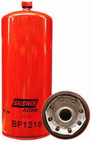 Baldwin BF1216 Fuel/Water Separator Spin-on with Drain