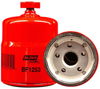 Baldwin BF1253 Fuel/Water Separator Spin-on with Drain