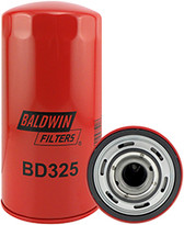 Baldwin BD325 Dual-Flow Lube Spin-on