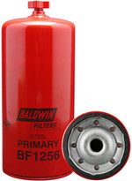 Baldwin BF1256 Pri. Fuel/Water Seperator Spin-on with Drain