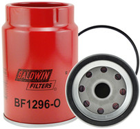 Baldwin BF1296-O Fuel Spin-on with Open Port for Bowl