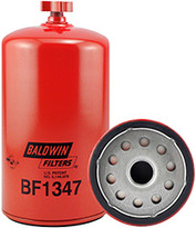 Baldwin BF1347 Fuel/Water Separator Spin-on with Drain