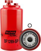 Baldwin BF1289-SP Fuel/Water Sep with Drain, Sensor Port