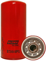 Baldwin B7249-MPG Maximum Performance Glass Lube Spin-on