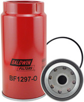 Baldwin BF1297-O Fuel Spin-on with Open Port for Bowl