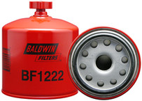 Baldwin BF1222 Fuel/Water Separator Spin-on with Drain