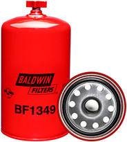 Baldwin BF1349 Fuel/Water Separator Spin-on with Drain