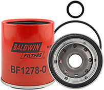 Baldwin BF1278-O FWS Spin-on with Open Port for Bowl