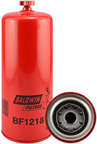 Baldwin BF1218 Fuel/Water Separator Spin-on with Drain