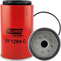 Baldwin BF1294-O Fuel Spin-on with Open Port for Bowl