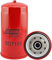 Baldwin BD7105 Dual-Flow Lube Spin-on