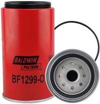Baldwin BF1299-O Fuel/Water Sep with Open Port for Bowl