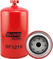 Baldwin BF1219 Fuel/Water Separator Spin-on with Drain