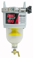 Baldwin 100-H Diesel Fuel Filter/Water Separator with In-Filter Heater & Toggle Switch