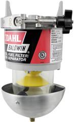Baldwin 100-M Diesel Fuel/Water Separator-U.L. Listed Meets U.S. Coast Guard requirements