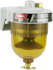 Baldwin 65 Diesel Fuel Filter/Water Separator